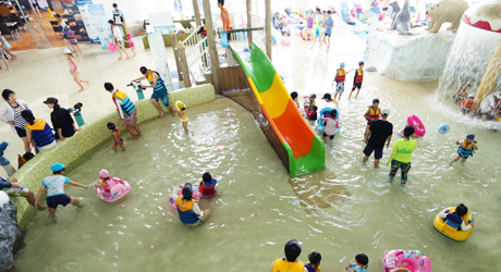 Image of  Indoor Kiddy Pool