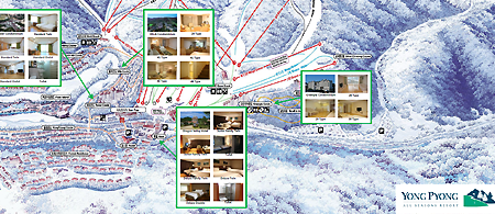 Accommodation Guide Map thumbnail