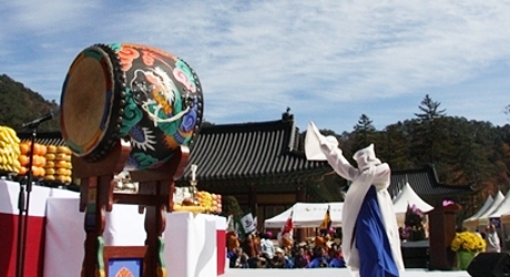 Image of Odaesan Buddhist Culture Festival